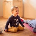 Le Plateau 25 - Nantes : Anouchka Danse et Yoga avec bébé