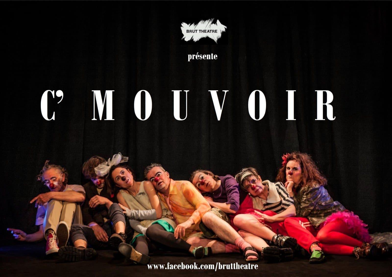 Le Plateau 25 - Nantes - spectacle clowns - C-mouvoir