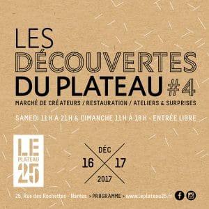 Les Découvertes du Plateau #4 - Le Plateau 25